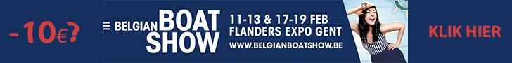 Bestel tickets voor Belgian Boat Show