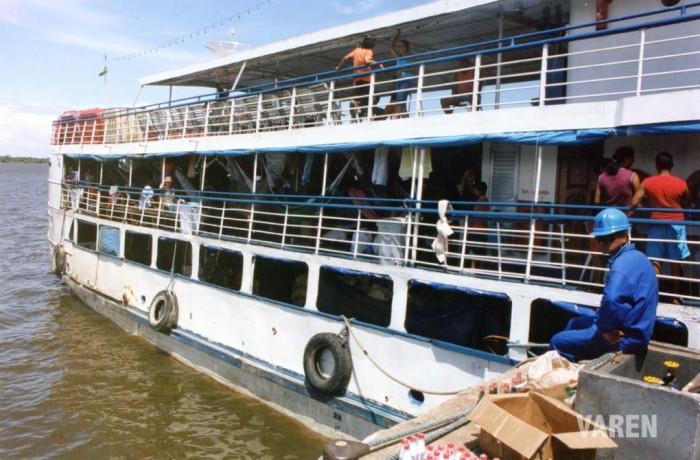 Van Belém naar hartje Amazone