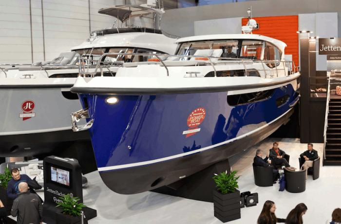 Nieuwe naam voor Jetten yachting