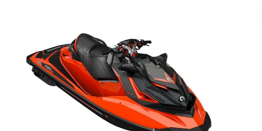 Sea-Doo met 300 pk