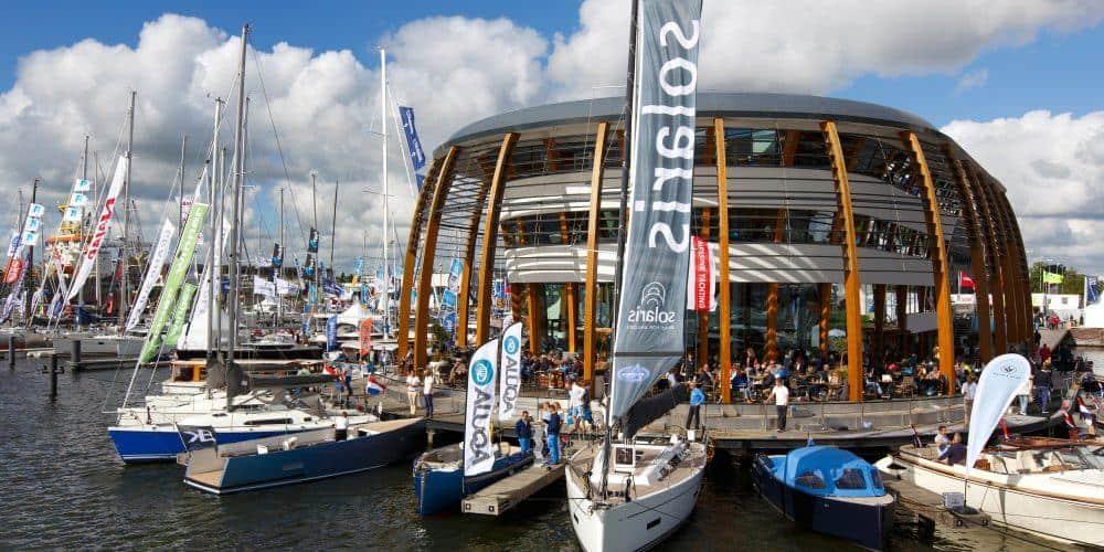 Bootshows van Berlijn en Amsterdam gaan samenwerken