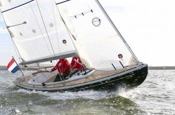 Eerste proefvaart van de Saffier 6.50 Cruiser