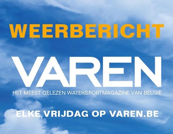 Zeilers Weerbericht Weekend 3 – 4 september 2016
