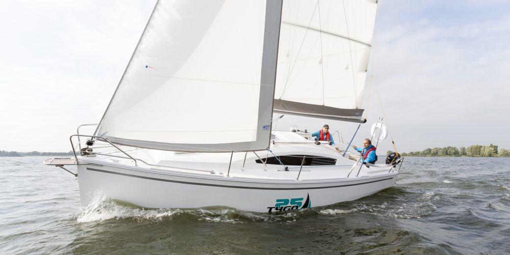 WaterKampioen Tygo 25, Vaarimpressie,Zeewolde,Jimpost, Ralph Hartendorp