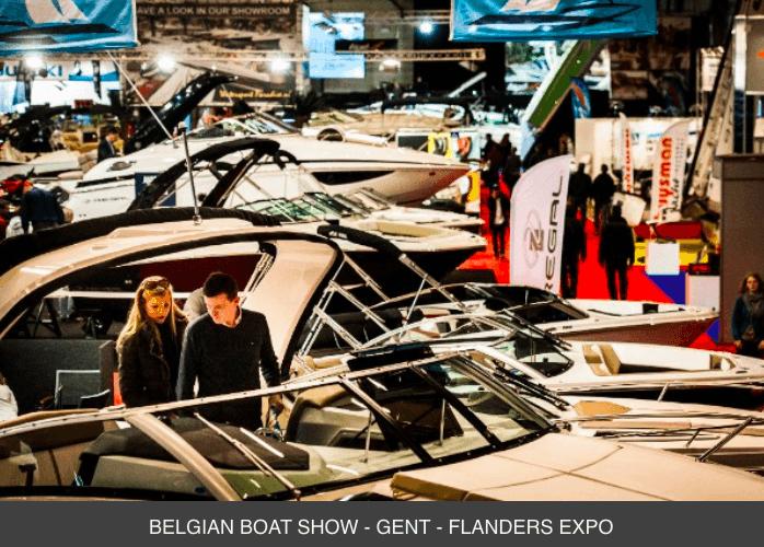 Met VAREN korting naar de Belgian Boat Show