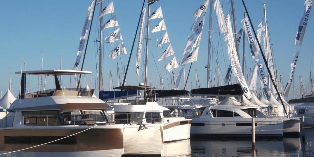 Multihull Boat Show La Grande Motte