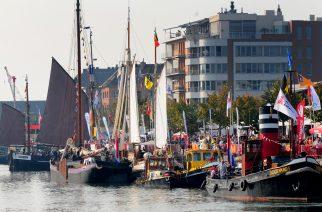 Water-rAnt 2017 nodigt authentieke schepen en hun bemanningen uit