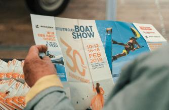 Met VAREN korting naar de Belgian Boat Show!
