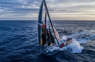 Leg 7 from Auckland to Itajai, day 5 on board Sun Hung Kai/Scallywag. Just under 3000 miles to go until Cape Horn. Still a lot left in this race. 22 March, 2018.