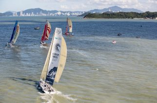Itajai Stopover. Practice Race. 19 April, 2018