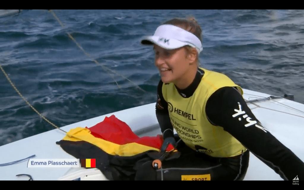 Wereldkampioen – Emma Plasschaert!